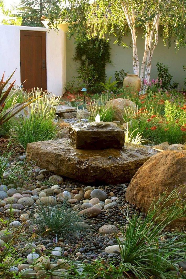 Những ý tưởng trang trí cần có trong cảnh quan sân trước giúp tăng thêm tính sang trọng và đẳng cấp cho ngôi nhà - Ảnh 4.