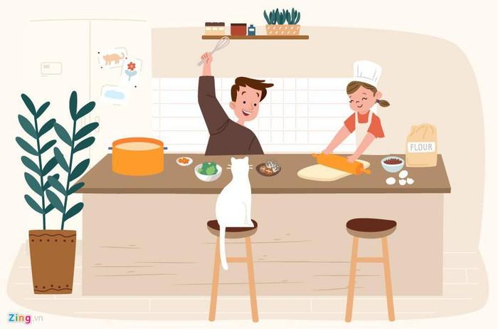 7 bài học quý giá trẻ học được trong bữa cơm gia đình