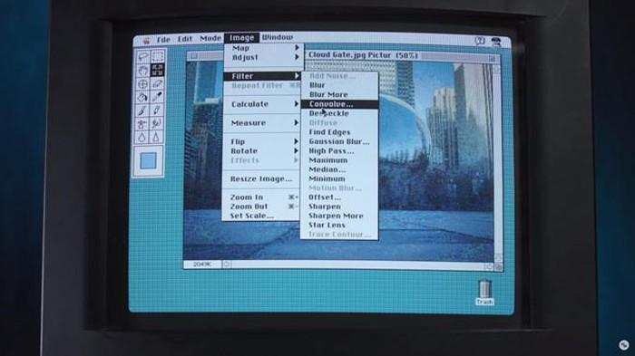 Hơn 20 năm trước, Photoshop trông như thế nào?