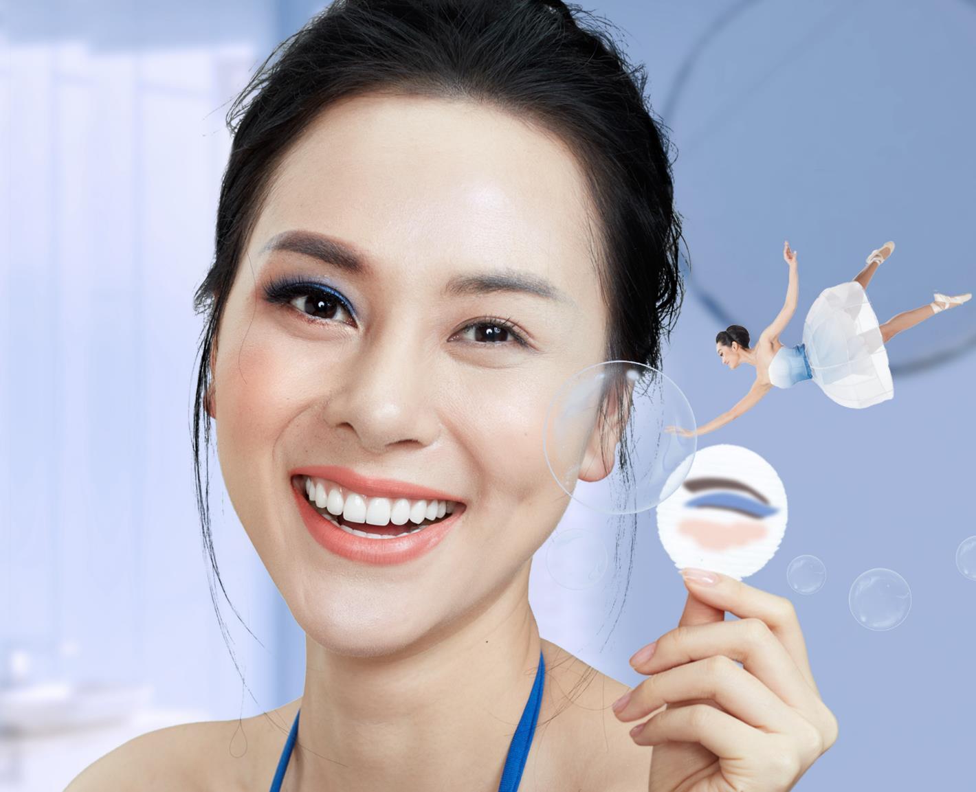 Tẩy trang sương sương chỉ với sữa rửa mặt khiến da giảm hô hấp oxy, bạn có biết? - Ảnh 3.