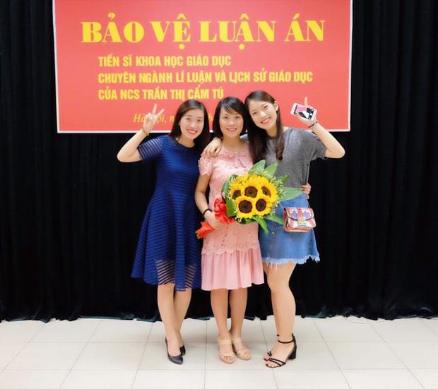 Nhà có ba nàng tiên phiên bản hot girl Việt: Xinh đẹp đã là gì, thi hoa hậu rồi học vấn thạc sĩ tiến sĩ có đủ luôn - Ảnh 7.