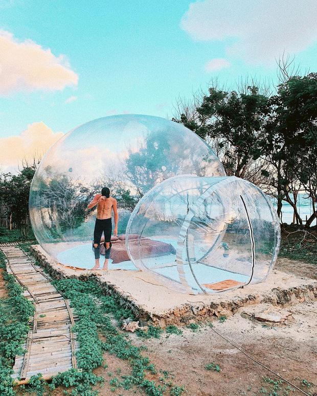 HOT: Đà Lạt lộ diện căn phòng bong bóng y hệt Bali khiến dân mạng người khen kẻ chê, đại diện resort nói gì? - Ảnh 20.