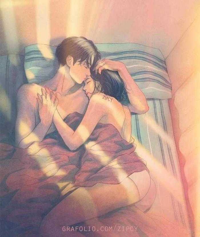 Trên đời này không có tình yêu vĩnh cửu, chỉ có giây phút vĩnh cửu của tình yêu mà thôi