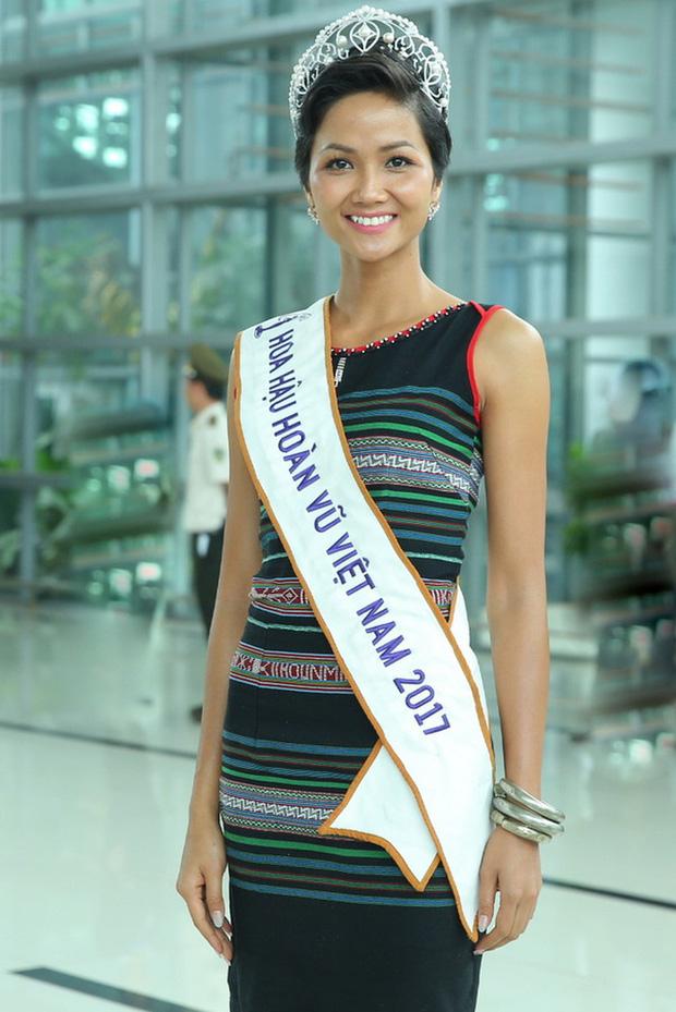 Hoa hậu nào cũng đua tranh váy áo đẳng cấp, riêng HHen Niê lại tôn vinh cội rễ bản thân bằng thời trang - Ảnh 10.