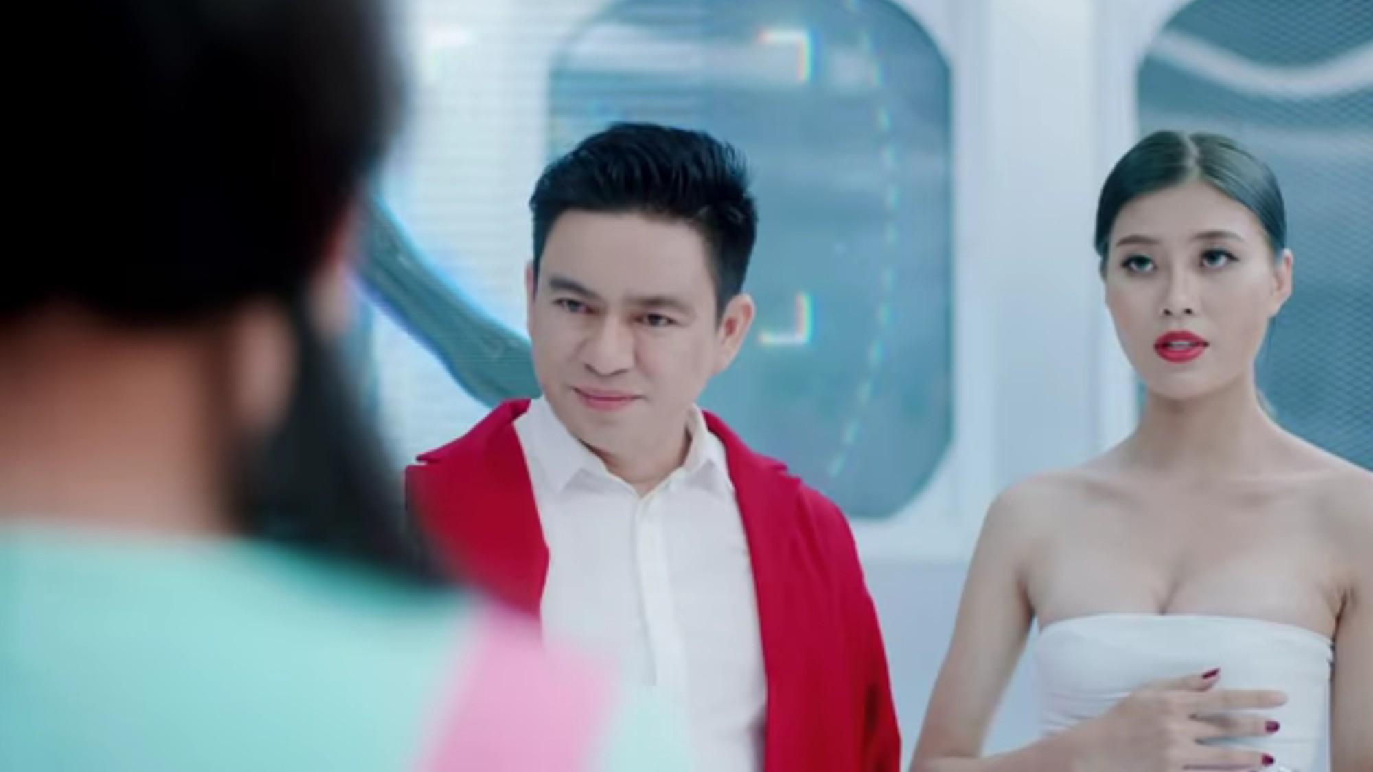 Bác sĩ Chiêm Quốc Thái bất ngờ xuất hiện trong MV của Hồ Ngọc Hà - Ảnh 1.