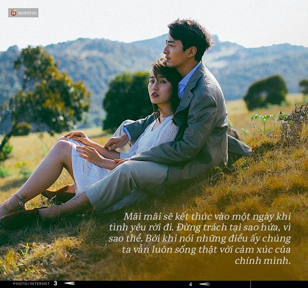 Đừng trách tại sao hứa, vì sao thề, bởi khi nói những điều ấy chúng ta đã sống thật với cảm xúc của mình khi yêu - Ảnh 4.