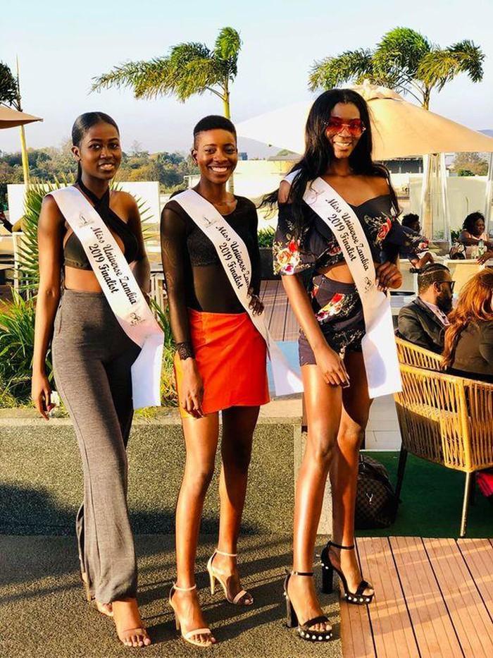 'Giành suất' Vedette Miss Universe của Hoàng Thùy, Tân Hoa hậu Zambia nhan sắc 'khó cảm' nhưng kinh nghiệm có thừa