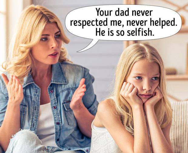 Hôn nhân tan hợp là bình thường, nhưng cha mẹ chớ có hủy hoại cuộc sống của con bằng những sai lầm sau đây - Ảnh 5.
