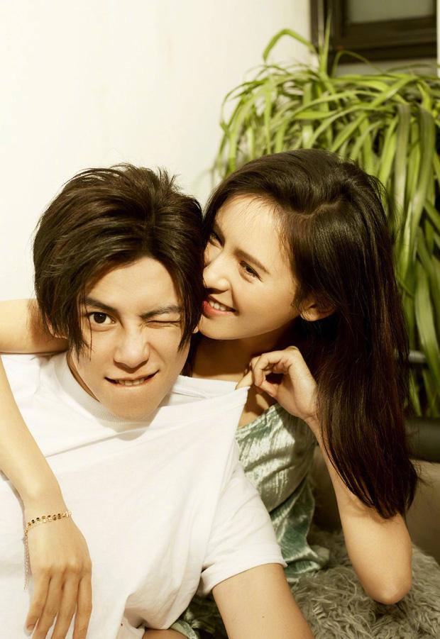 Lại thêm cặp đôi Cbiz chia tay: Couple Nàng công chúa tôi yêu Trương Dư Hi - Trần Bá Dung tan vỡ sau 3 năm hẹn hò? - Ảnh 8.