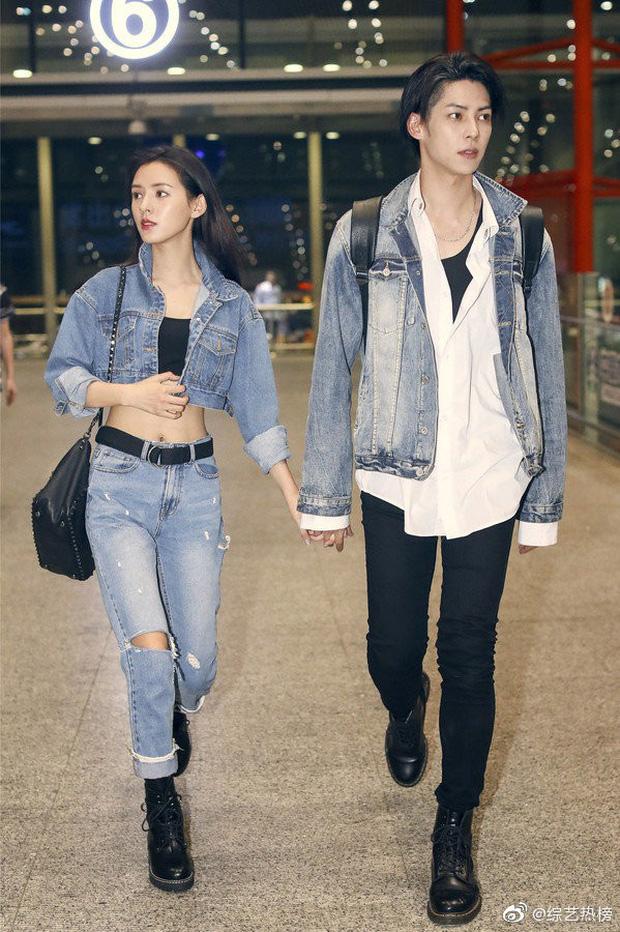 Lại thêm cặp đôi Cbiz chia tay: Couple Nàng công chúa tôi yêu Trương Dư Hi - Trần Bá Dung tan vỡ sau 3 năm hẹn hò? - Ảnh 7.