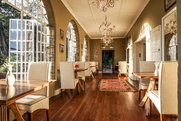 """Khách sạn nổi tiếng nhất châu Phi vì cho du khách ăn sáng cùng hươu cao cổ: Dễ thương thật, nhưng cái giá thì """"chát"""" quá! - Ảnh 8."""