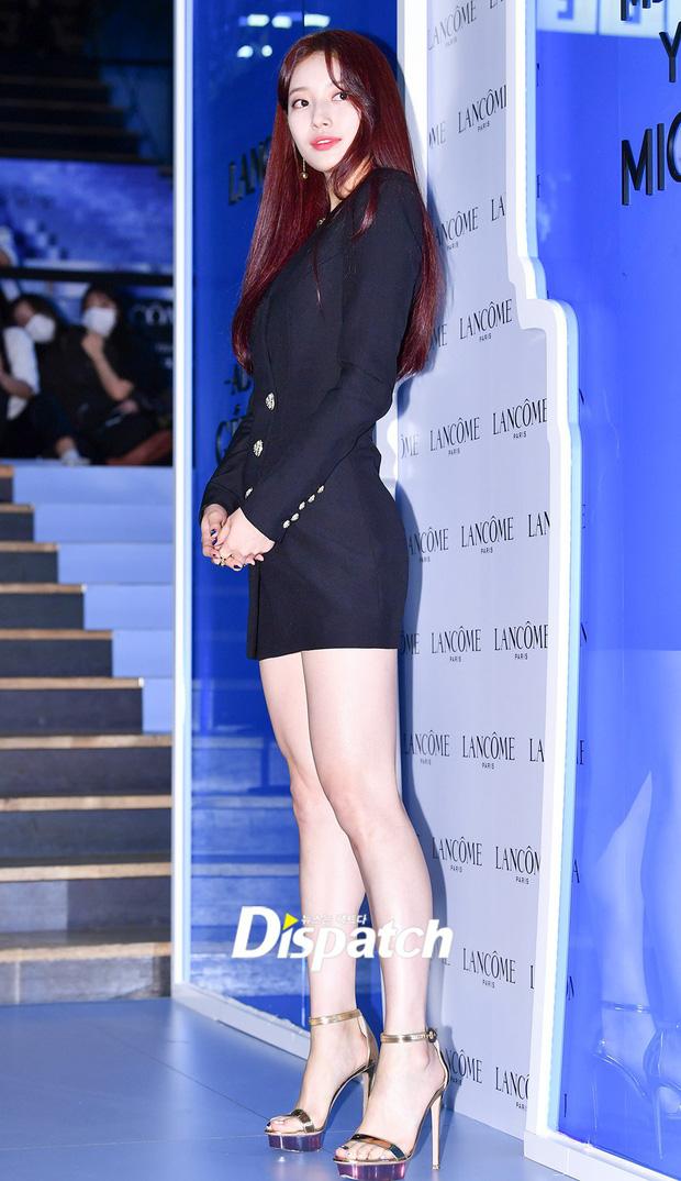 Màn đọ sắc hiếm hoi của bộ 3 mỹ nhân siêu hot: Suzy đẹp lộng lẫy, lấn át cả mỹ nhân SNSD và nữ hoàng fancam Hani - Ảnh 5.