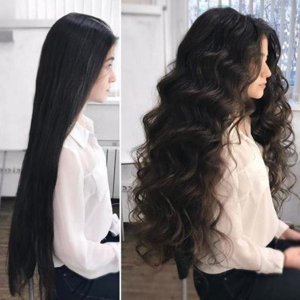 Hot nhất thu này chính là kiểu tóc xoăn xù mì, vừa giúp 'hack tuổi', vừa cân mọi phong cách cho nàng xinh hết nấc