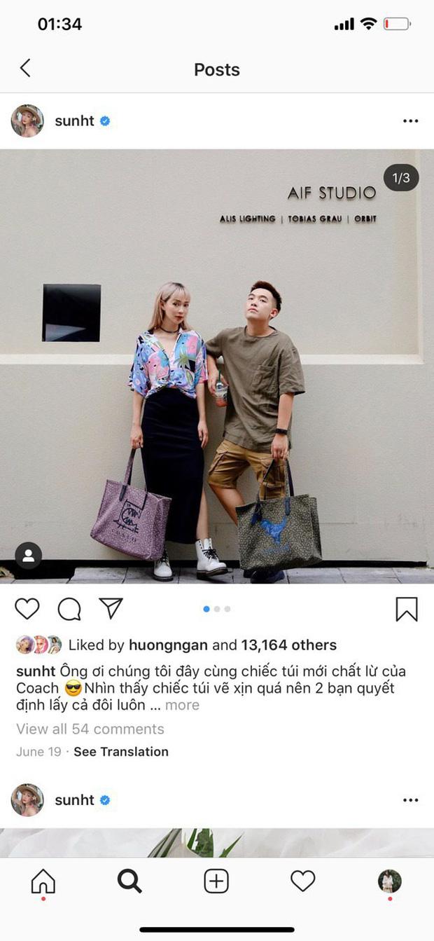 Rộ tin cặp Phở và Sunht đang lục đục tình cảm qua loạt chia sẻ ẩn ý trên Instagram - Ảnh 4.