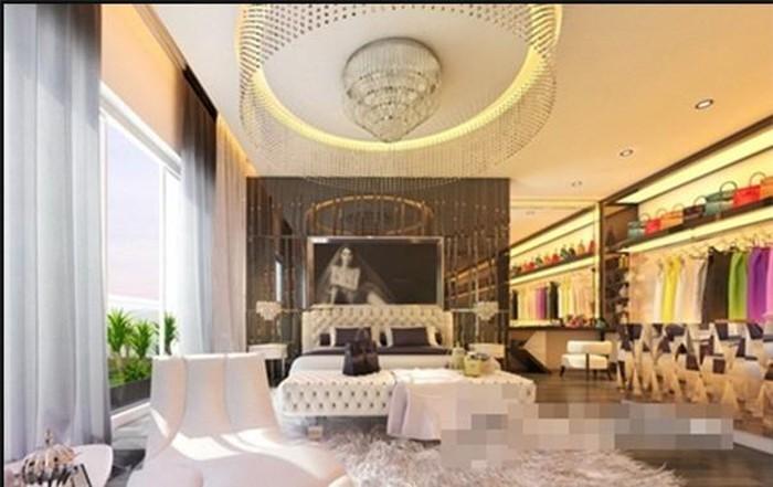 Hé lộ bí mật đằng sau về căn phòng ngủ triệu đô của Ngọc Trinh