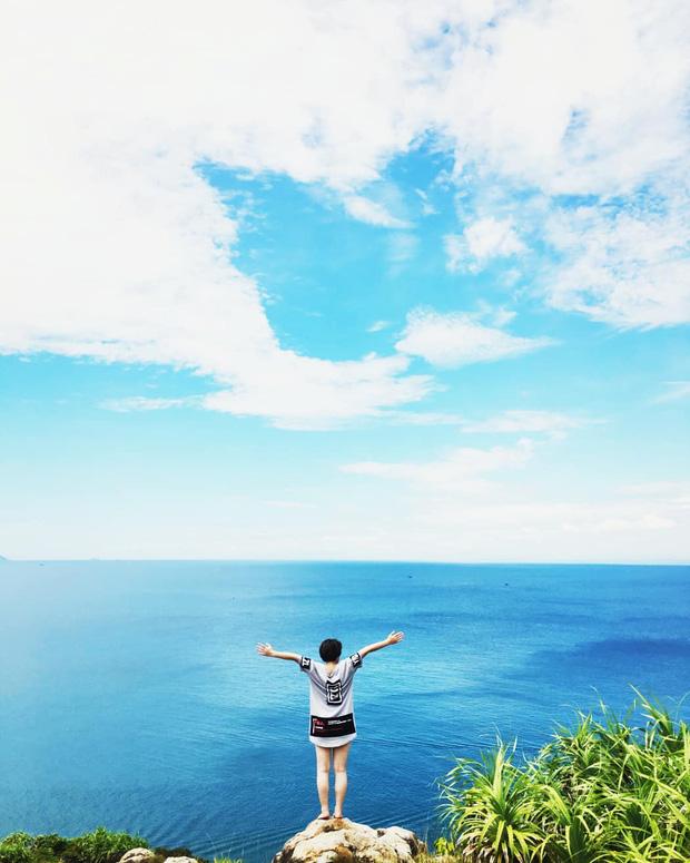 Đà Nẵng xuất hiện hồ bơi giữa biển đẹp y hệt nước ngoài, dân tình hớn hở rủ nhau đi sớm trước khi ai cũng biết chỗ này - Ảnh 20.