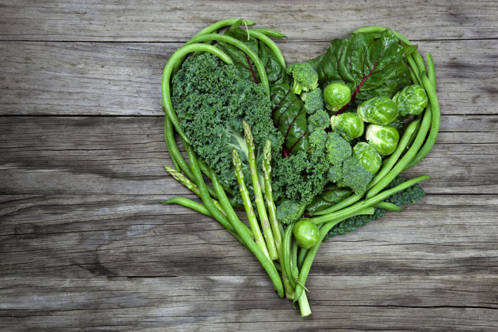 leafy-greens-in-the-shape-of-a-heart