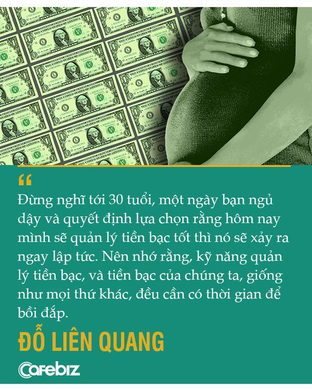 Mẹo quản tiền của chàng trai Việt đang là nhân viên của Amazon: 3 tháng đi xem phim một lần, tự pha chế trà sữa tại nhà, đi du lịch miễn phí nhờ thẻ tín dụng, học đầu tư càng sớm càng tốt - Ảnh 8.