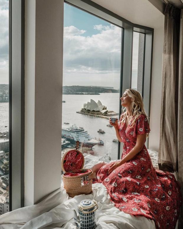 """Top 5 chiếc giường """"thần thánh"""" nổi danh hàng đầu Instagram, dân du lịch đánh nhau sứt đầu mẻ trán để được check-in một lần - Ảnh 8."""