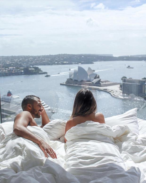 """Top 5 chiếc giường """"thần thánh"""" nổi danh hàng đầu Instagram, dân du lịch đánh nhau sứt đầu mẻ trán để được check-in một lần - Ảnh 6."""