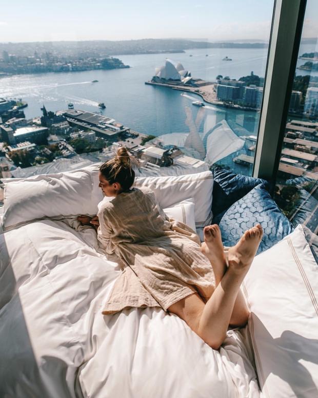 """Top 5 chiếc giường """"thần thánh"""" nổi danh hàng đầu Instagram, dân du lịch đánh nhau sứt đầu mẻ trán để được check-in một lần - Ảnh 7."""