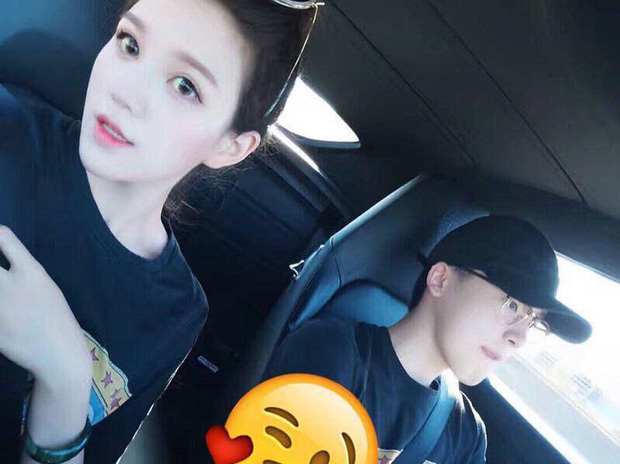 Bức ảnh gây lú khiến netizen cãi nhau: Đặng Luân hay Lý Dịch Phong lộ bạn gái bí mật thế này? - Ảnh 1.