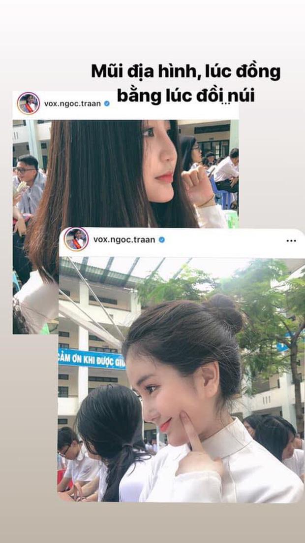 Võ Ngọc Trân: Từ nữ sinh đình đám Sài Gòn trở thành gái đẹp bị bóc phốt PTTM nhiều lần nhất trên MXH - Ảnh 5.