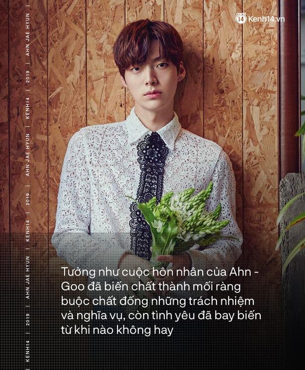 Ahn Jae Hyun: Đánh trách nhất nhưng cũng đáng thương nhất, bất chấp tất cả để thoát khỏi cuộc hôn nhân tù túng tuyệt vọng - Ảnh 6.