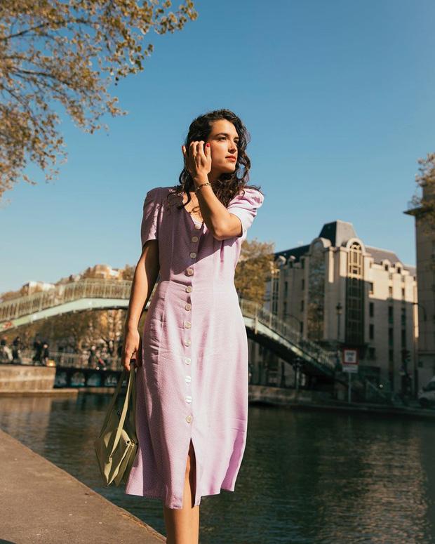 Được phụ nữ Pháp hết mực trọng dụng, 4 kiểu váy xinh mất hồn sau sẽ khiến bạn muốn tậu bằng hết cho tủ đồ - Ảnh 17.
