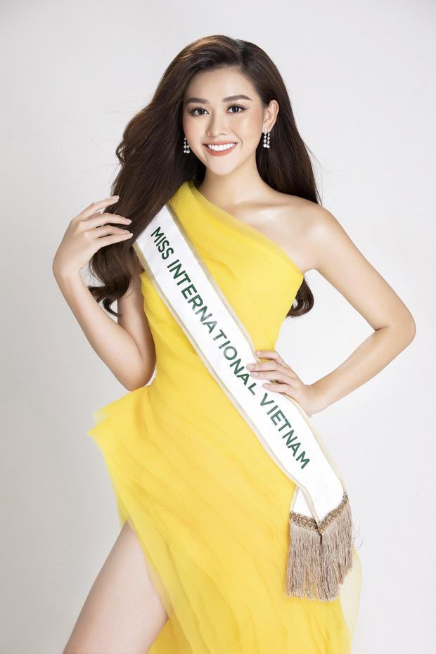 Tan chảy trước nhan sắc ngày càng thăng hạng của Á hậu Tường San trước thêm chinh chiến Miss International 2019 - Ảnh 3.
