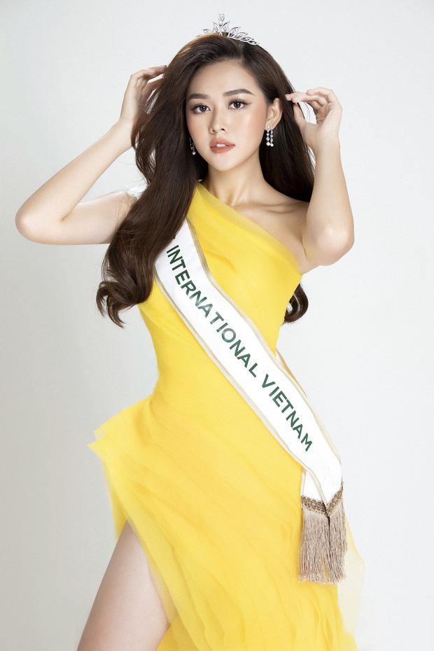 Tan chảy trước nhan sắc ngày càng thăng hạng của Á hậu Tường San trước thêm chinh chiến Miss International 2019 - Ảnh 1.