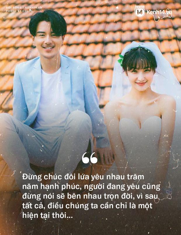 Bài học tình yêu suy ra từ câu nói của MC Trấn Thành: Tôi không bao giờ chúc hai bạn trăm năm hạnh phúc. Điều đó sáo rỗng trong năm 2019! - Ảnh 4.