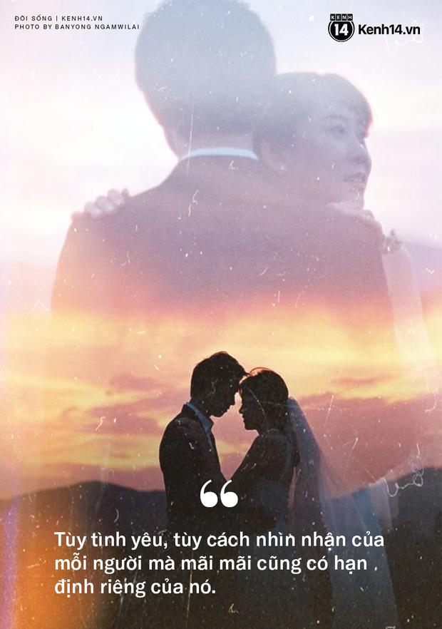 Bài học tình yêu suy ra từ câu nói của MC Trấn Thành: Tôi không bao giờ chúc hai bạn trăm năm hạnh phúc. Điều đó sáo rỗng trong năm 2019! - Ảnh 2.