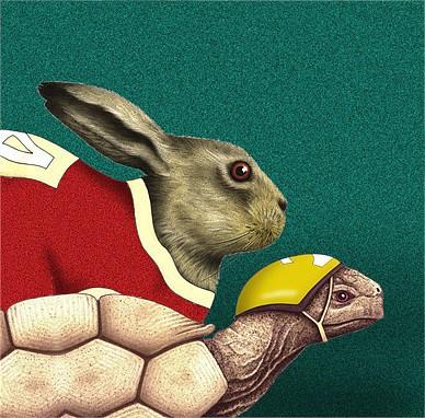 Rùa và thỏ trong môi trường công sở: Rùa sống vội để thành công, thỏ sống chậm để tận hưởng, bạn là ai? - Ảnh 4.
