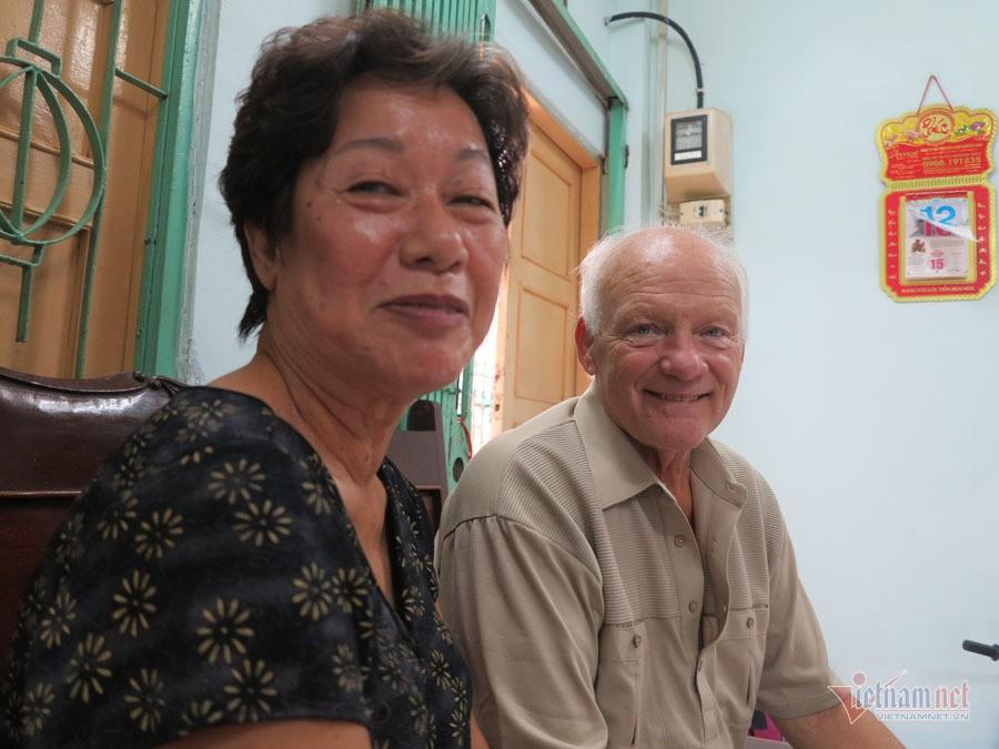 Cựu binh Mỹ 50 năm vẫn chờ làm đám cưới với người phụ nữ Đồng Nai - Ảnh 3.