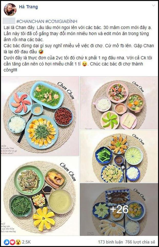 30 mâm cơm đẹp như tranh vẽ khiến dân tình trầm trồ, chủ nhân bữa ăn tiết lộ mình từng là người vụng về chuyện bếp núc - Ảnh 1.