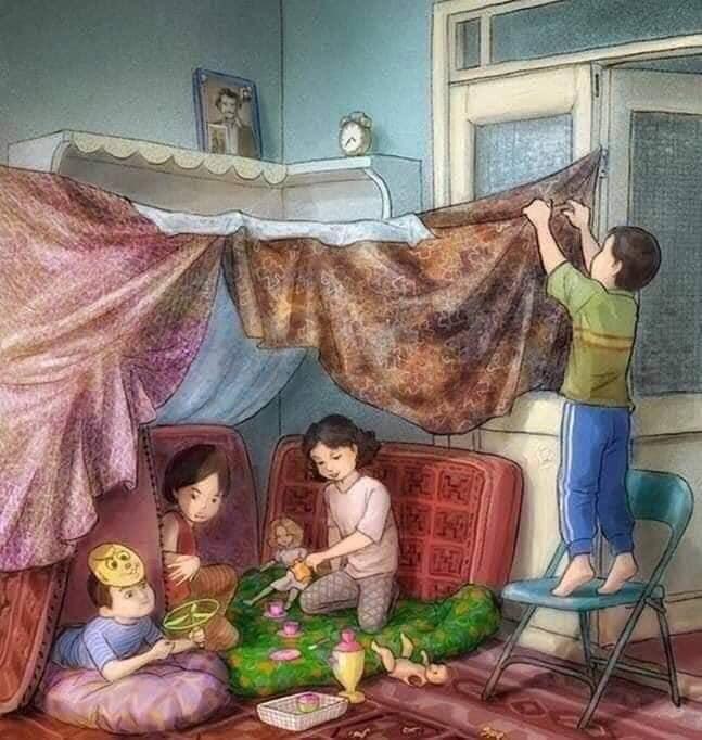 Còn ai nhớ thời chưa có Internet vui chơi thế nào không, nhìn loạt ảnh này thấy ký ức tuổi thơ trong trẻo cách đây vài chục năm hiện về