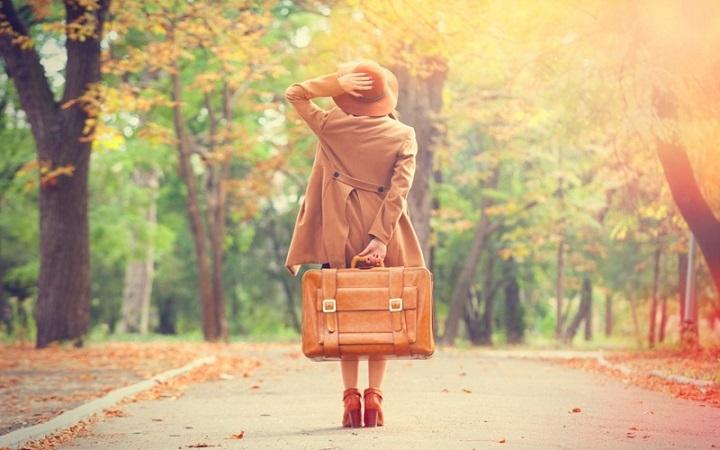 Nếu có thể hãy lên kế hoạch cho bản thân một chuyến đi dài