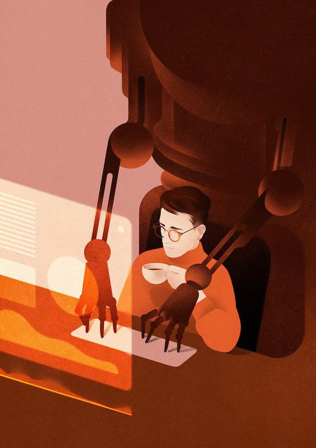Viết cho những người trẻ đang dốc cạn sức lực để làm việc: Hố đen trầm cảm sẽ không ngoại trừ hay ưu ái bất cứ ai, và cuộc sống đâu chỉ là những deadline vô tận? - Ảnh 1.