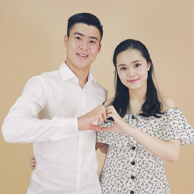 Chuyện tình đẹp như cổ tích của Duy Mạnh với 'công chúa tóc mây' Quỳnh Anh - Ảnh 1.
