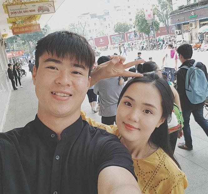 Chuyện tình đẹp như cổ tích của Duy Mạnh với 'công chúa tóc mây' Quỳnh Anh - Ảnh 3.