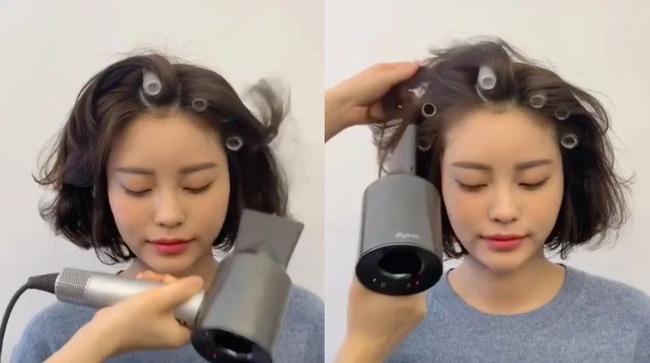 Để tóc ngắn mà không biết đến chiêu làm phồng dễ ợt này thì quá là phí phạm  - Ảnh 6.