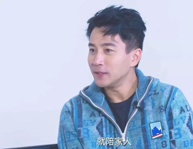 Lưu Khải Uy lần đầu nhận phỏng vấn sau ly hôn: Nhấn mạnh sự quan trọng của gia đình, nghi vấn ám chỉ sự lạnh nhạt, thờ ơ của vợ cũ Dương Mịch - Ảnh 3.