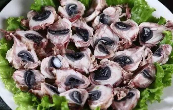 Hoảng hồn với các món ăn kinh dị bậc nhất ở Giang Tô, Trung Quốc