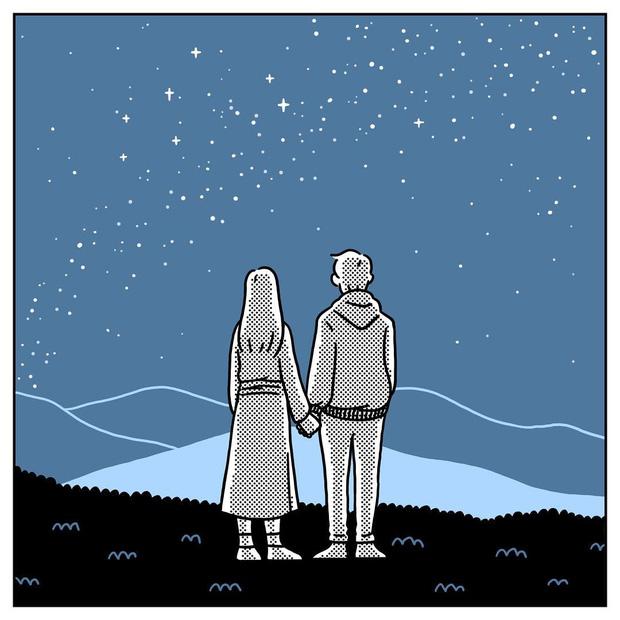 Rồi một ngày người ấy xuất hiện: Bộ tranh khiến bạn nhận ra mình đã cô đơn quá lâu, mở lòng yêu ai đó đi thôi! - Ảnh 5.