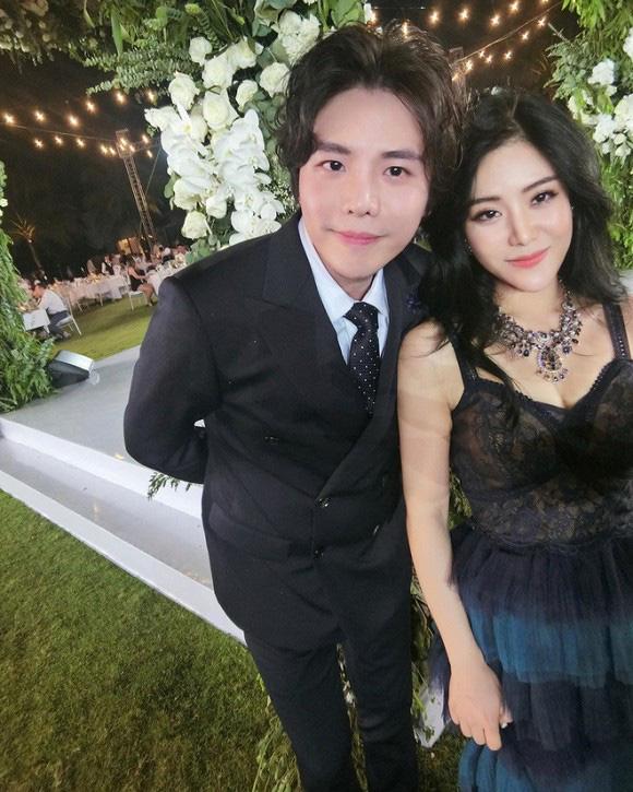 Được khen đẹp đôi khi chụp ảnh cùng Trịnh Thăng Bình, em gái Ông Cao Thắng bất ngờ tiết lộ tiêu chuẩn chọn chồng - Ảnh 3.
