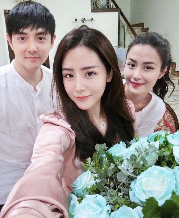 Được khen đẹp đôi khi chụp ảnh cùng Trịnh Thăng Bình, em gái Ông Cao Thắng bất ngờ tiết lộ tiêu chuẩn chọn chồng - Ảnh 2.