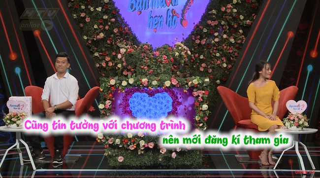 """""""Bạn muốn hẹn hò"""": Hồng Vân, Quyền Linh bấm nút thay cho """"em gái"""" Ninh Dương Lan Ngọc vì bận quăng thính trai đẹp - Ảnh 5."""