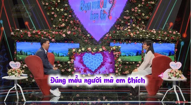 """""""Bạn muốn hẹn hò"""": Hồng Vân, Quyền Linh bấm nút thay cho """"em gái"""" Ninh Dương Lan Ngọc vì bận quăng thính trai đẹp - Ảnh 20."""