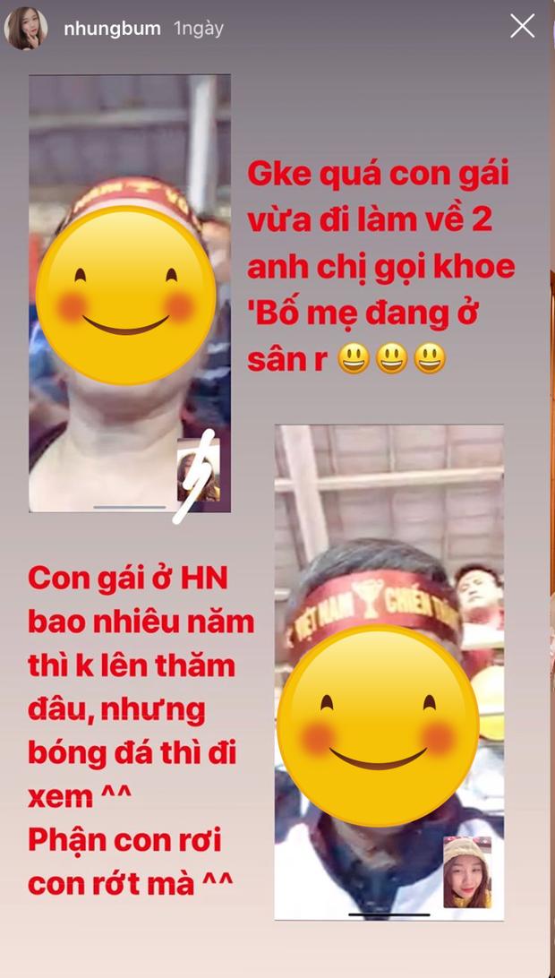 Bạn gái Văn Toàn kể chuyện là con rơi, ở Hà Nội bao năm bố mẹ không lên thăm nhưng lại ra tận sân xem bóng đá - Ảnh 2.